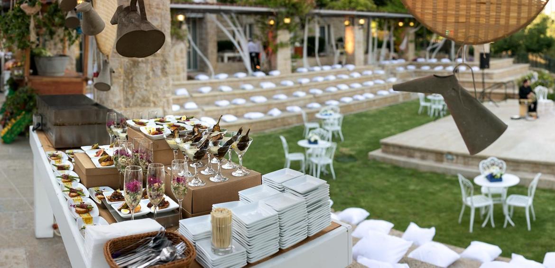 חמש סיבות להתחתן במלון יהודה