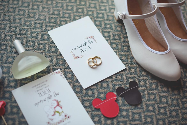 עיצוב חתונה בהשראת מיקי מאוס