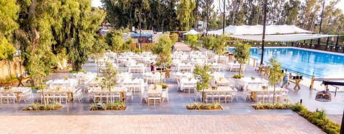 קייטרינג שף לחתונה: ניר צוק וצל החורש