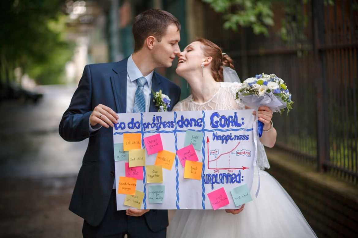 ארגון חתונה - הסודות נחשפים