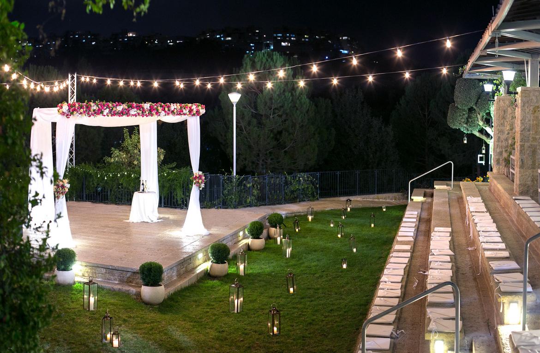 5 סיבות להתחתן במלון יהודה