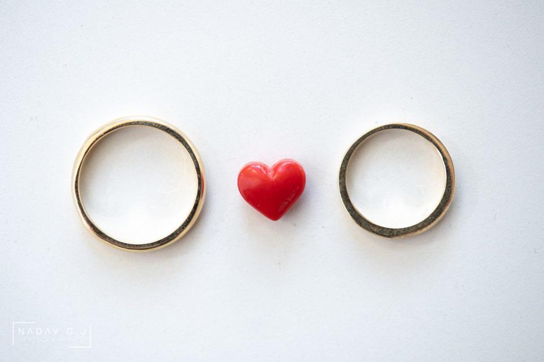 טבעות נישואין לגבר