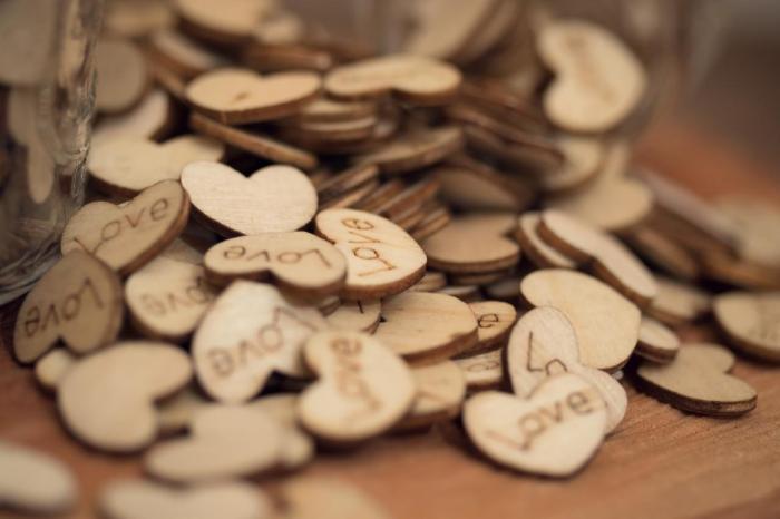 לבבות עץ