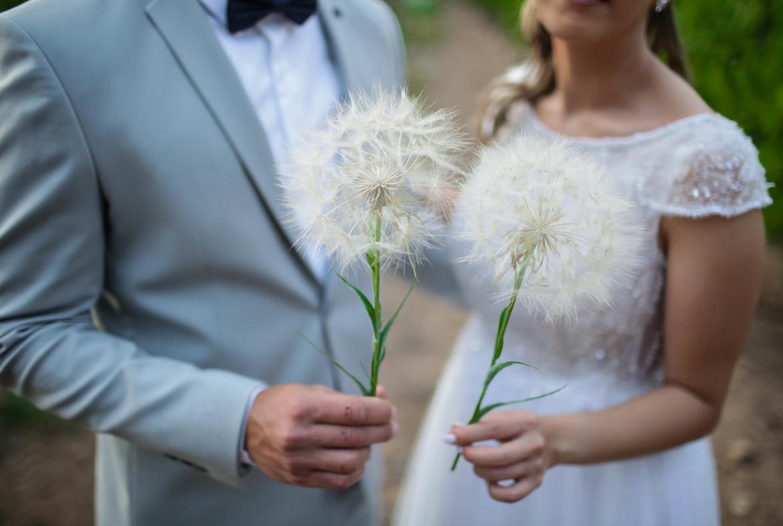 הגיע לחתונה בראש שקט