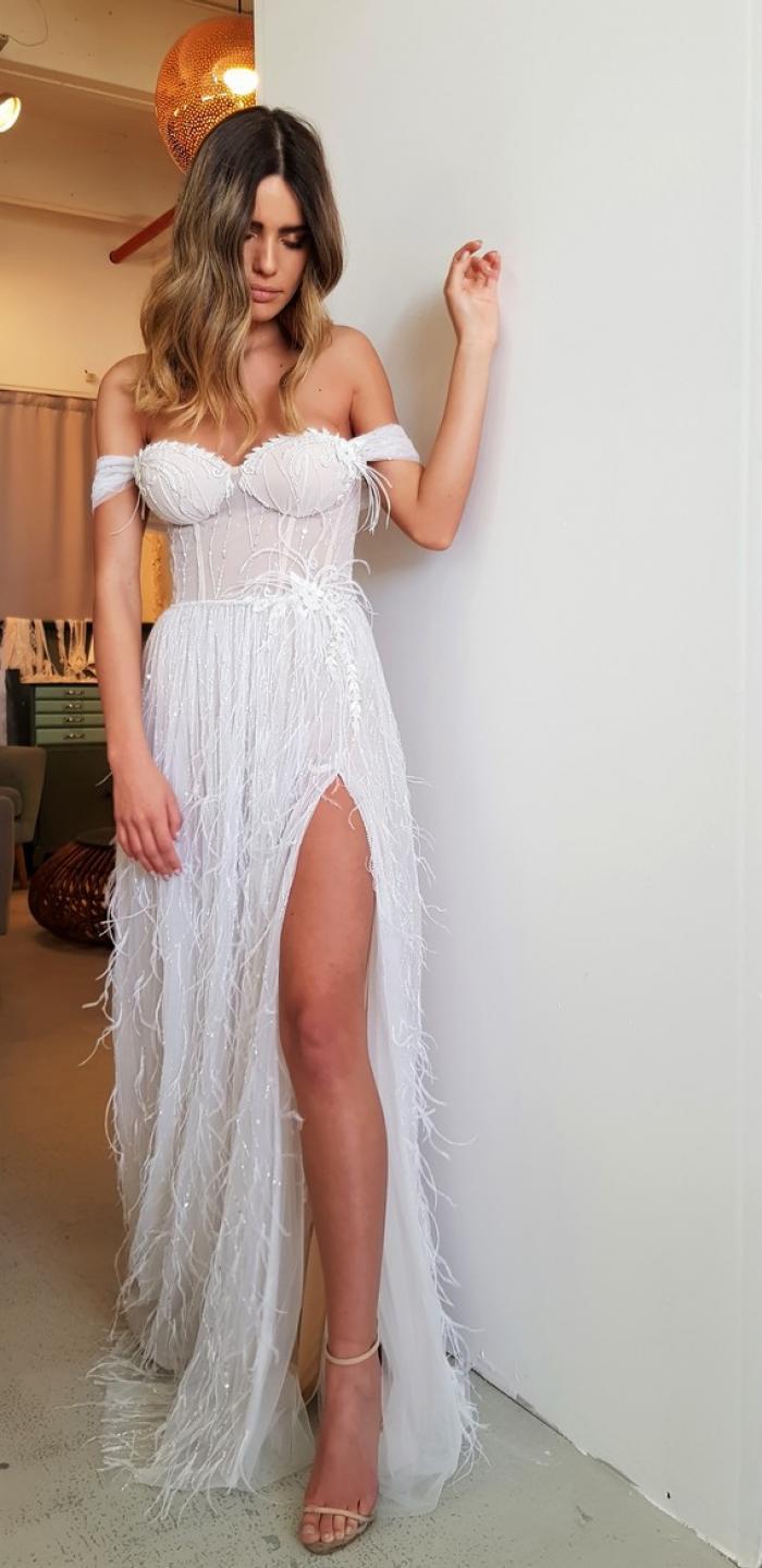שמלת TIFFANY