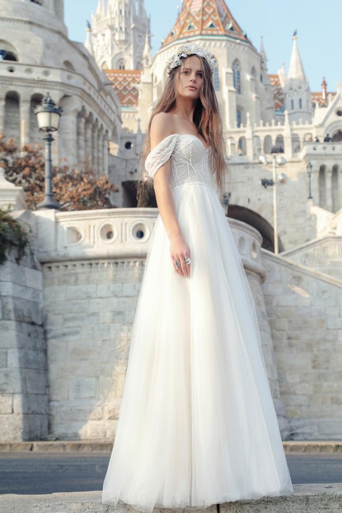 שמלת DORA