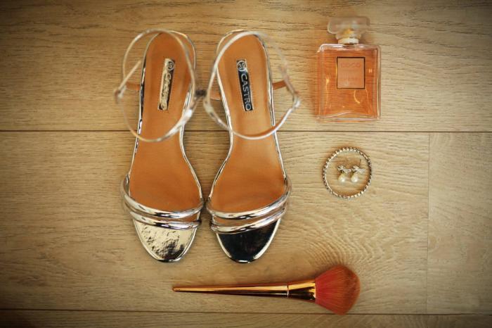 נעליים נוחות לכלה