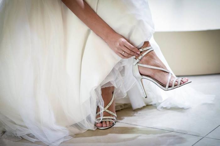 נעליים להחלפה לכלה