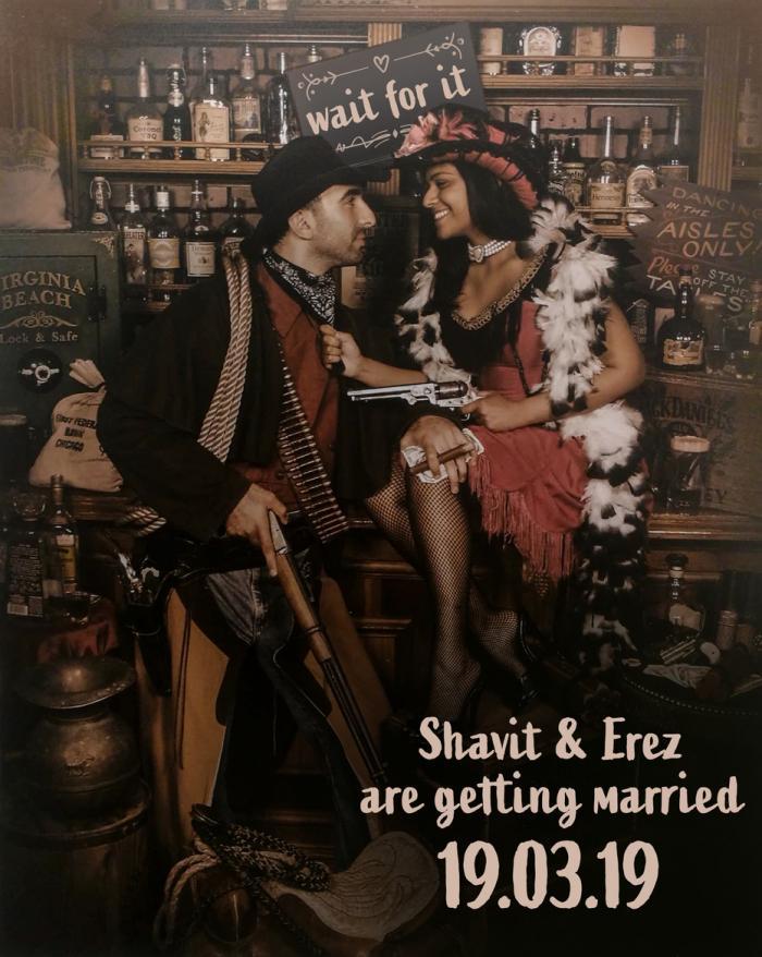 חתונת תחפושות
