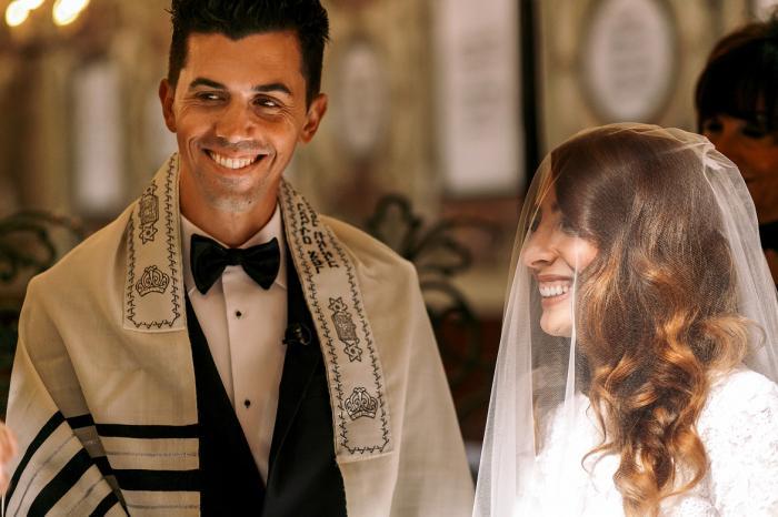 חתונה כדת משה וישראל
