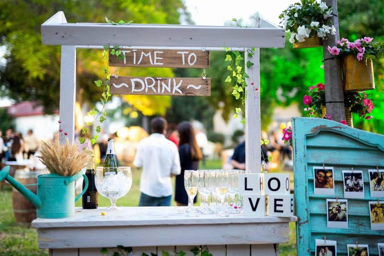 אלכוהול לחתונה
