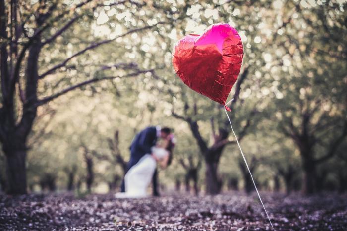צילום חתונה טבעי