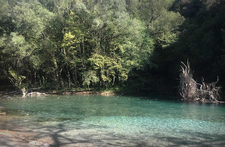 נופים בצפון יוון
