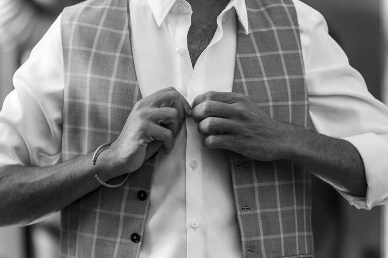 חליפות חתן משובצות