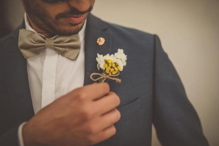 זר דש לחתן