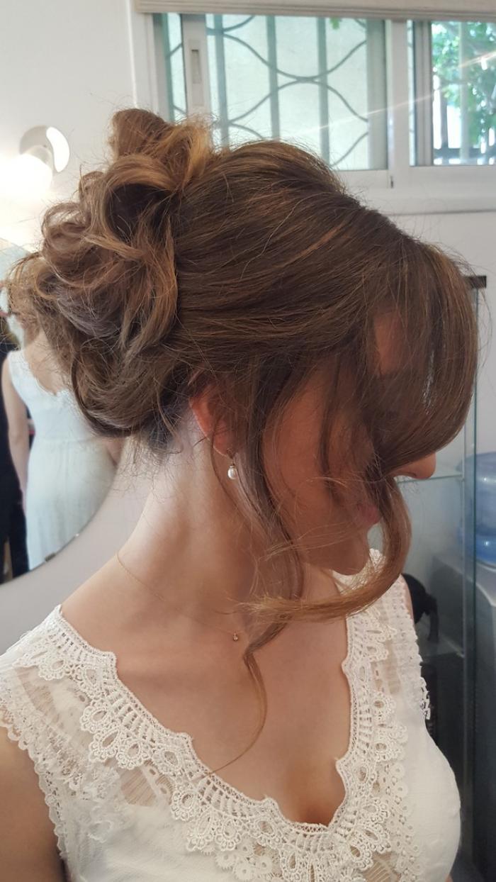 תסרוקות כלה ועיצוב שיער - כל מה שרציתן לדעת על תסרוקות לחתונה בקיץ