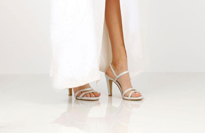 נעלי כלה - נעלי כלה נוחות הן מה שאת באמת צריכה ביום החתונה
