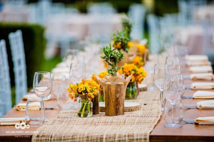 אולמות וגני אירועים - 29 דברים שצריך לבדוק לפני שסוגרים מקום לחתונה