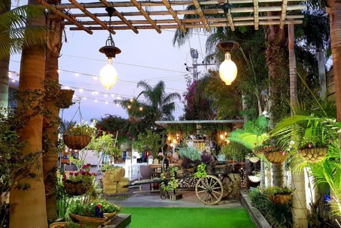 גן אירועים במרכז