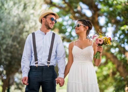 מחוות קטנות ביום החתונה