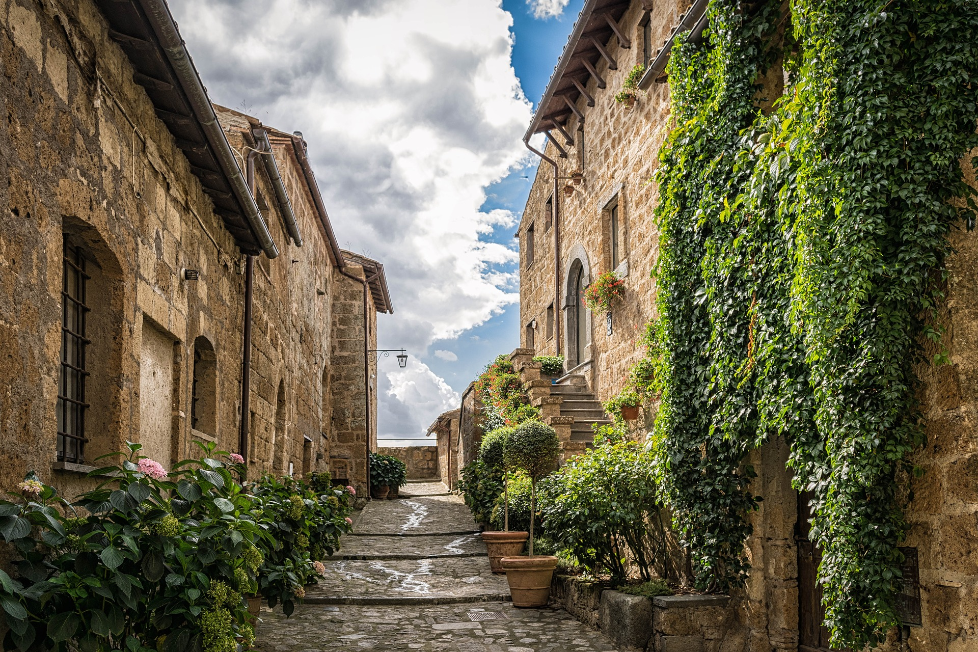 לא משנה איפה באיטליה תהיו, תוכלו להנות מתרבות ומארכיטקטורה