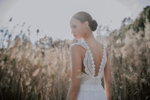 בוהו-שיק כדרך חיים: שמלות כלה שנראות ומרגישות הכי נשיות שיש