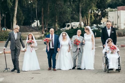 חיים שלי: ארבעה סיפורי אהבה, חתונה אחת וערב שכולו נתינה