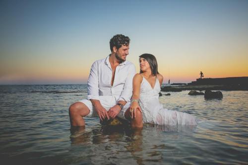 מהמירוץ למיליון לאלכסנדר: החתונה של עדי ואריאל