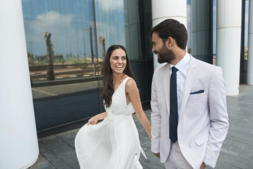 על גג העולם: החתונה של מור ומוטי