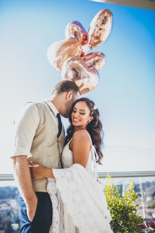 דניאל & עומר: החתונה