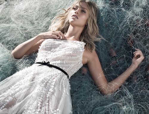 כתבת השראה: שמלות כלה שפותחות לנו את 2020