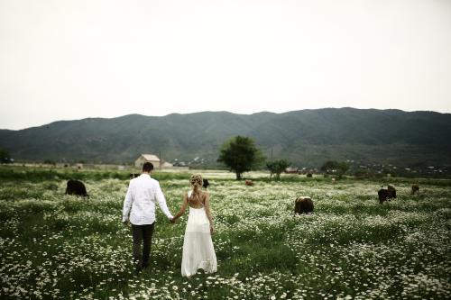 מהזוגיות לנישואין: צלם חתונות אחד ו-3 כלות מרוצות