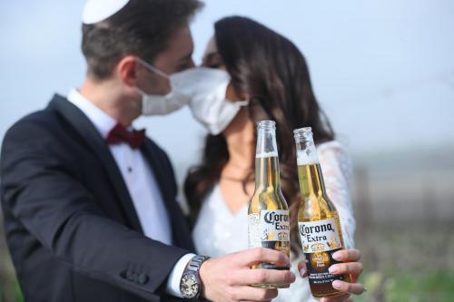 כל מה שרציתם לדעת על חתונה בימי קורונה