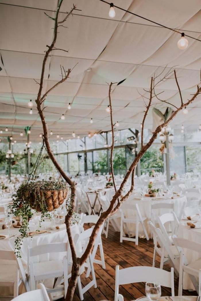 לבן ועץ טבעי - שילוב מנצח