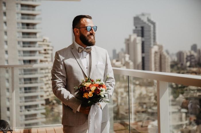 חליפות חתן  - לשבור את הכוס בסטייל: חתן - הכן עצמך לחתונה