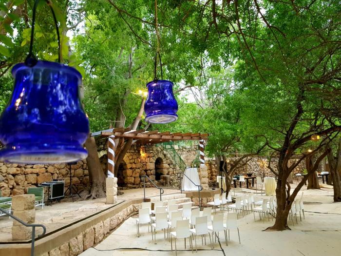 מקומות לחתונה בטבע
