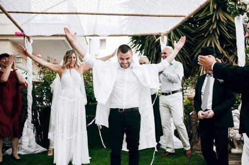 החתונה האינטימית שלי: הסיפור של רותם ואלון