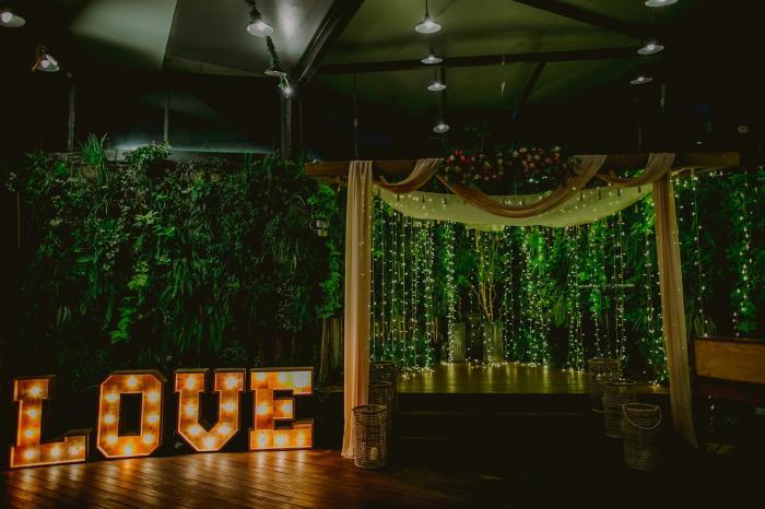 מקומות לאירועים קטנים - מקומות לחתונה קטנה: מתחתנים בטוח לפי התו הסגול