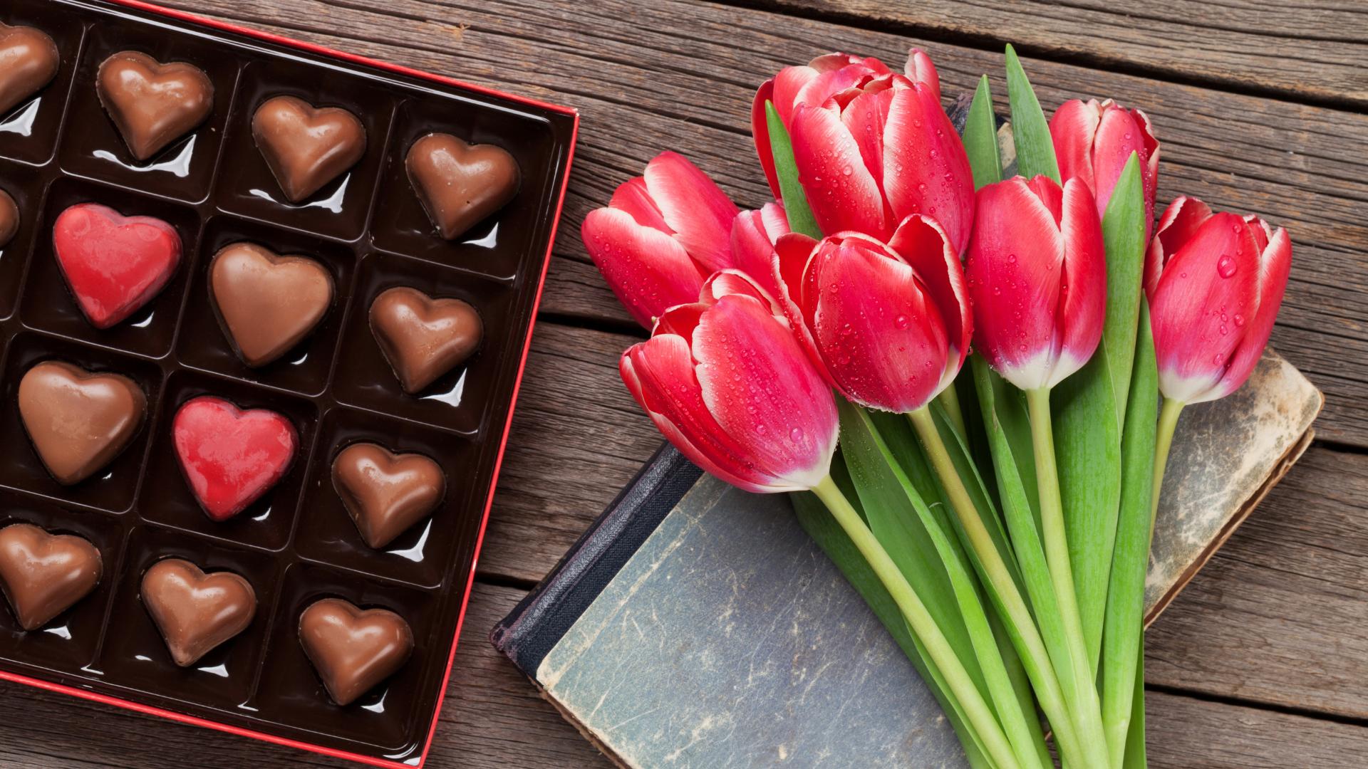 יחסים וזוגיות - דבר אלי בפרחים (או בשוקולדים) – רעיונות למתנות לולנטיין-דיי