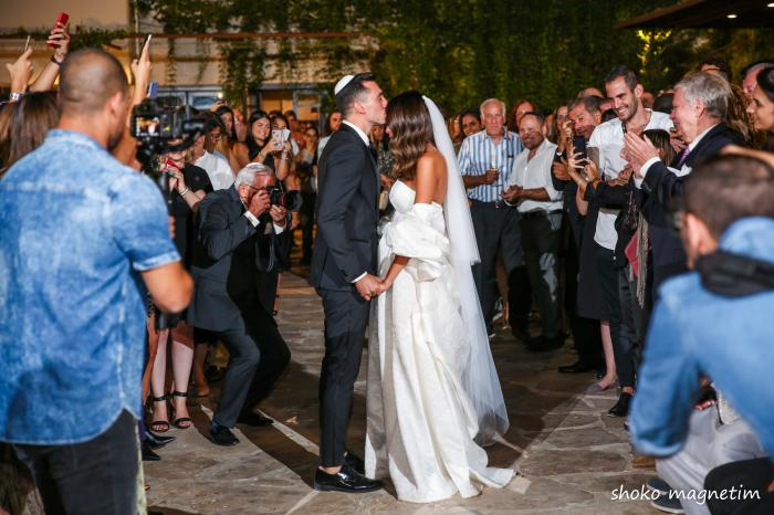 אטרקציות וגימיקים לאירועים - תוספת קטנה-גדולה: בחירת אטרקציות לחתונה