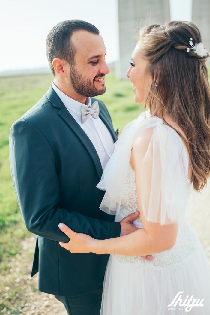 הפקה וניהול אירועים - גמישות תו ירוק והמון שמחה: חתונת החלומות של רוני ועידן