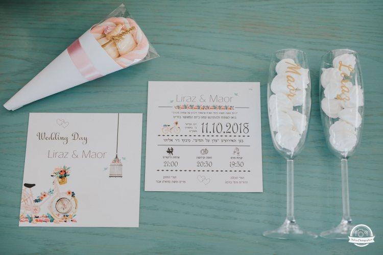 מזמינים בסטייל: כך תיצרו את ההזמנה המושלמת לחתונה