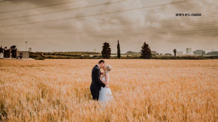 חתונת חורף - כשהרומנטיקה והתפאורה המושלמת נפגשות