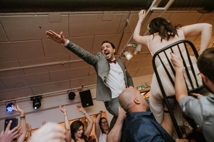 הפקה וניהול אירועים - ברוכים הבאים: מה חשוב לדעת על שלב קבלת הפנים בחתונה?